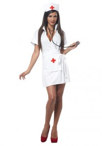 Doctor Costume for Adults