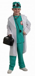 Doctor Costume for Kids