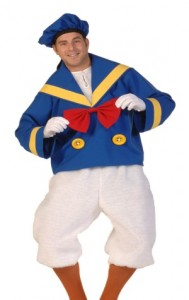 Donald Duck Costume Adult