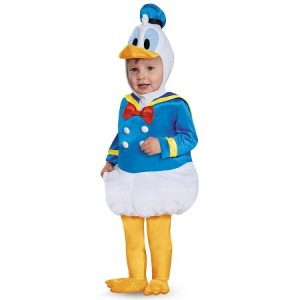 Donald Duck Costume Toddler