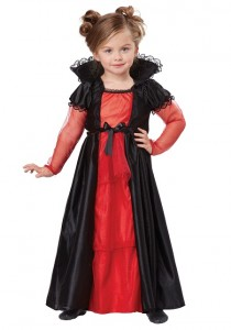 Dracula Costume for Girls