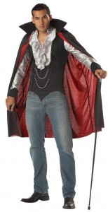 Dracula Costume for Men