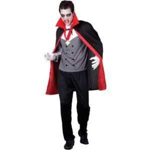 Dracula Halloween Costume