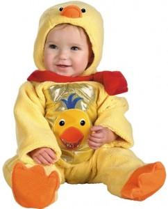 Duck Baby Costume