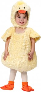 Duck Costume Toddler