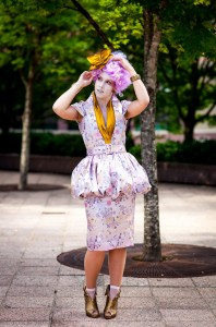 Effie Trinket Costume