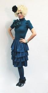 Effie Trinket Costume Pattern