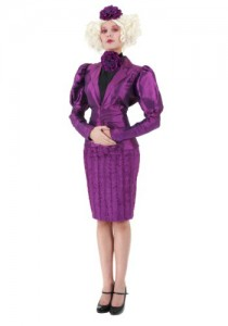 Effie Trinket Costume for Halloween