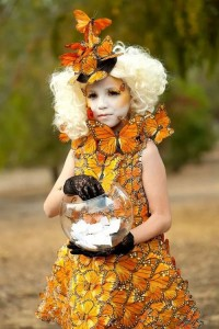 Effie Trinket Costume for Kids