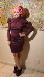 Effie Trinket Halloween Costume