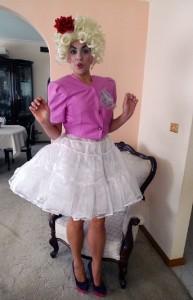 Effie Trinket Hunger Games Costume