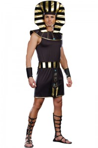 Egyptian Pharaoh Halloween Costume