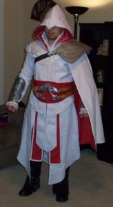 Ezio Costume Brotherhood