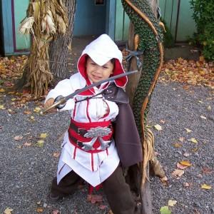 Ezio Costume Child