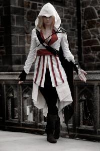 Ezio Costume Female