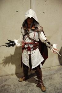 Ezio Costume Kids