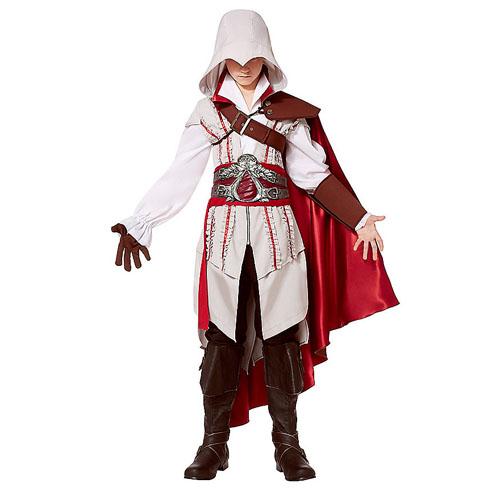 Ezio Costumes For Men Women Kids Partiescostume Com