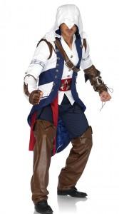 Ezio Costumes Men