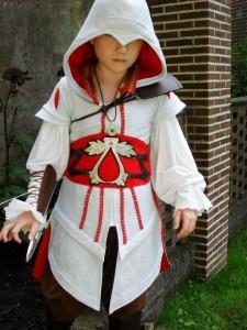 Ezio Kids Costume