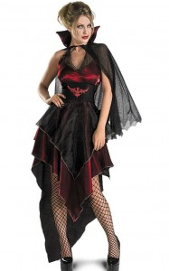 Female Dracula Costume