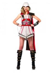 Female Ezio Costume