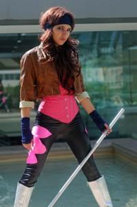 Female Gambit Costume