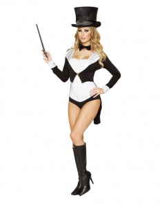 Female Magician Costume