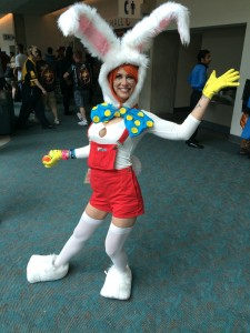 Female Roger Rabbit Costume