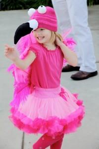 Flamingo Costume Ideas