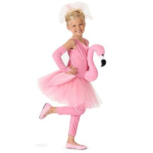 Flamingo Costume Toddler