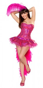 Flamingo Costumes for Adults