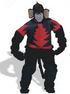 Flying Monkey Halloween Costume