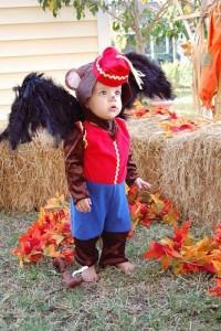 Flying Monkey Infant Costume