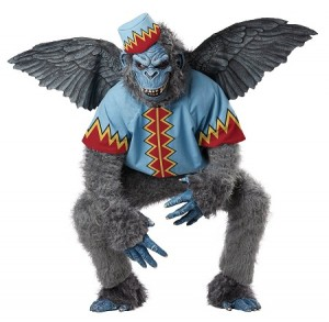 Flying Monkeys Costume