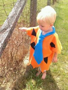 Fred Flintstone Baby Costume