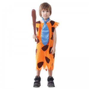 Fred Flintstone Costume Kids
