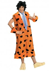 Fred Flintstone Costume Pattern