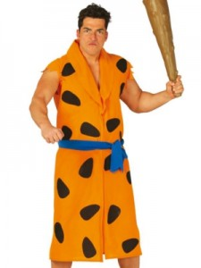 Fred Flintstone Costume Plus Size