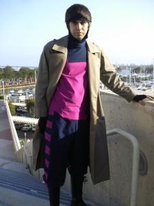 Gambit Costume