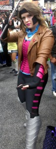 Gambit Costume Female