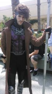 Gambit Costume Images