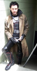 Gambit Costume Outfits