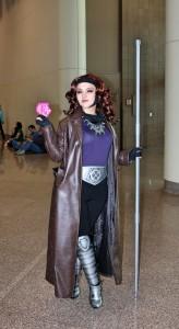 Gambit Female Costume