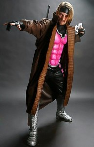 Gambit X-Men Costume