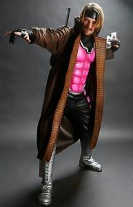 Gambit X-Men Costume