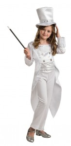 Girl Magician Costume