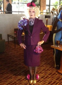 Hunger Games Effie Trinket Costume