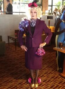 Hunger Games Effie Trinket Costume