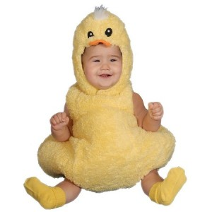 Infant Duck Costume