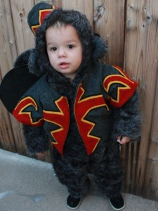 Infant Flying Monkey Costume